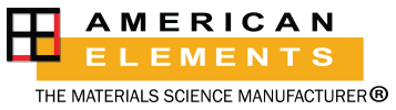 American Elements, global manufacturer of high purity metal, nanopowders, nanotechnology materials, composites, functionalized smart materials for sensors, defense, aerospace & biotechnology